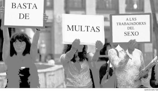 dinero trabajadora sexual pequeño en Torrejón de Ardoz