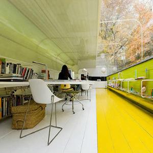 Oficinas modernas c mo crear un buen ambiente de trabajo arquitectura red de - Oficina de trabajo ...